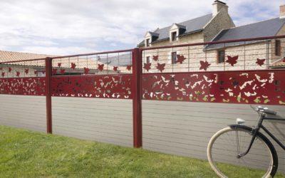 5 bonnes raisons d'opter pour la clôture composite