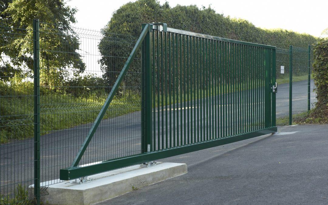Quelles normes pour les portails coulissants et automatiques ?